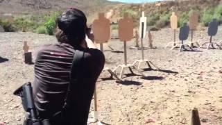 Keanu Reeves 'John Wick 2' Weapons Training