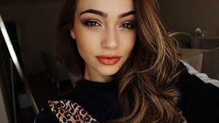 Bronz Islak Görünümlü Makyaj | Tamamen Uygun Fiyatlı Ürünlerle