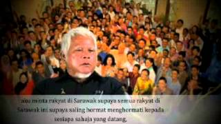 Eksklusif Bersama Temenggong Kanang Anak Langkau [ Iboh Kerana Nganok Nyamuk, Kelambu Ditunok ]