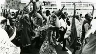 Anti-colonial struggle in Kenya (Rare footage)