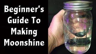 Moonshine Making 101 -Beginner Moonshine and Fuel Making - Off Grid living