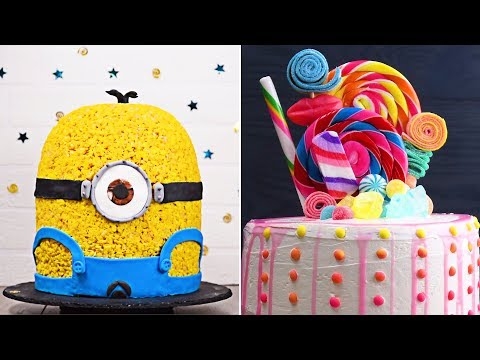 Xxx Mp4 Top 10 Cake Recipe Ideas Easy DIY Cakes Cupcakes And More By So Yummy 3gp Sex