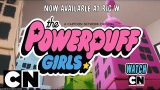 Powerpuff Girls Toys - Australia TVC