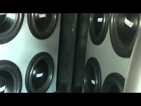 Sundown Audio Speakers