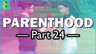 The Sims 4 Parenthood - Part 24 | SHE'S GONE