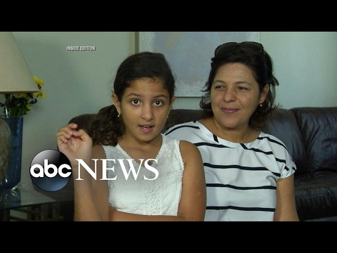 10-year-old girl describes fighting off alligator