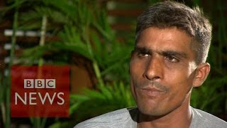 Pakistan hangman:
