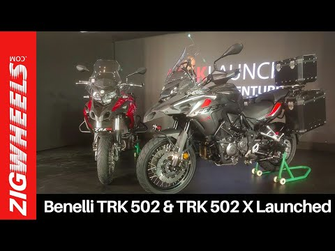 Xxx Mp4 Benelli TRK 502 TRK 502 X Launched First Look ZigWheels Com 3gp Sex