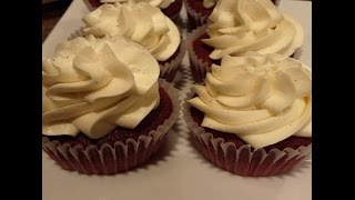 How to make Cream Cheese Buttercream Frosting Like a PRO- Cesy Can Cook