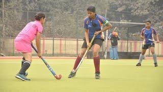 National women games Bihar 2016 - hockey   chhattisgarh Vs punjab