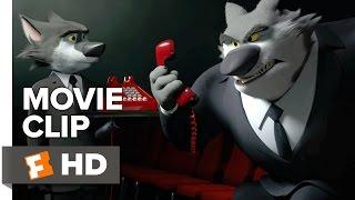 Rock Dog Movie CLIP - It Didn't Come Together (2017) - Luke Wilson Movie