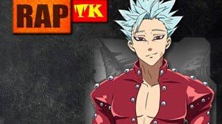 Rap do BAN (Nanatsu no taizai) // A raposa imortal // TK RAPS (Prod by FIFTY VINC)
