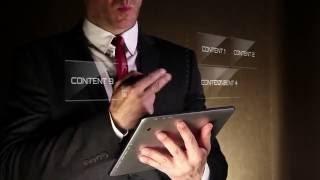 Hi-Tech Modern Businessman - After Effects template project