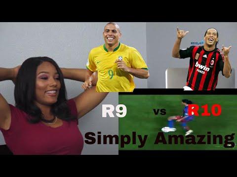 Xxx Mp4 Clueless New American Football Fan Reacts To R10 Ronaldinho R9 Ronaldo ● Skills Battle 3gp Sex