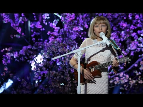 12-Year-Old 'AGT' Winner Grace VanderWaal Performs!