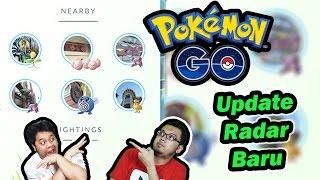 Pokemon GO Update Bareng Bang Tara! - Poke Radar Barunya Bagus Banget! (Agustus 2016)