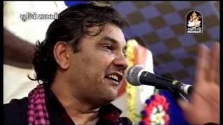 Kirtidan Gadhvi Dayro 2016 | Sathra Live | Bhavya Santvani Mahotsav | Part 2 | Gujarati Lok Dayro