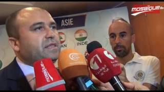 ندوة صحفية لتقديم بطولة العالم لكرة القدم المصغرة في تونس