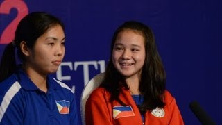 Philippines Team Profile AFC U13 Girls Football Tournament Ho CHi Minh, Vietnam June 2012.mp4