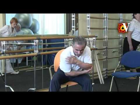 утренняя гимнастика для суставов видео скачать