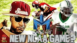 Latest Info on The New NCAA Football Game! PS4 - XB1 | Imackulate Vision Gaming Project!