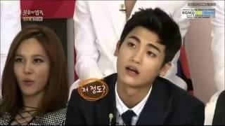 EXO Lay VS ZE:A Hyungsik