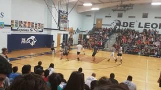 Students Vs Teachers Basketball Game Part 2