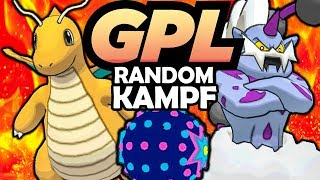 GPL Random Pokémon Kampf | Das schnelle Ende... VS PokeBazi