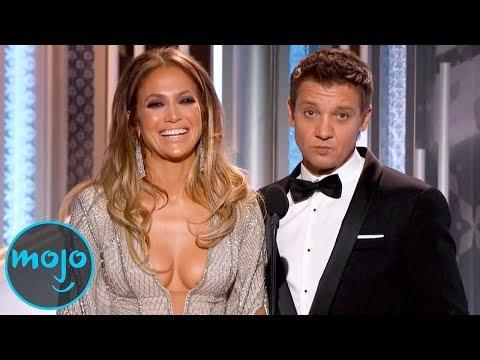 Top 10 Awkward Award Show Moments