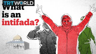 What is intifada?