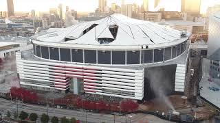 GA Dome Implosion