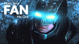 FAN TRAILER SPOOF | If Batman was FAN of Superman | Shahrukh Khan