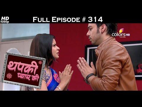 Thapki Pyar Ki - 10th May 2016 - थपकी प्यार की - Full Episode (HD)