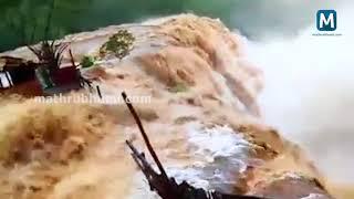 കനത്ത മഴയിൽ അതിരപ്പള്ളി വെള്ളച്ചാട്ടം | Athirapally Waterfalls Now