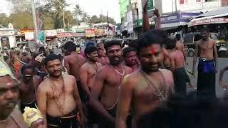 Arimalli ayyappan koil dance