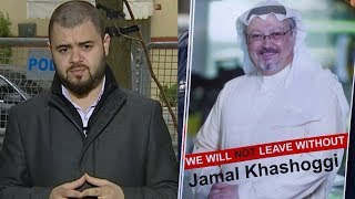 Jamal Elshayyal: Response to Khashoggi's Death Will Determine Future of Saudi Arabia & Middle East