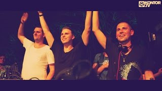 Dimitri Vegas & Like Mike vs W&W - Waves (Tomorrowland 2014 Anthem) (Official Video HD)