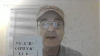 OFFSHORE WELDING, OFFSHORE WORKERS, LARGE SALARIES, VIDEO 3