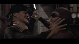 The Phantom 1996-James Remar and Treat Williams Final Scene