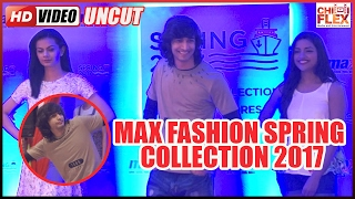 Uncut: Shantanu Maheshwari - Dancer & Youth Icon Launches Max Fashion Spring Collection 2017