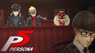 CHANGING THE SCHOOL BULLIES HEART & MEMENTOS | Persona 5 [11]