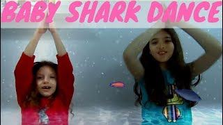 Baby Shark Dance   Desafio Baby Shark   Música Infantil #juliabrezel