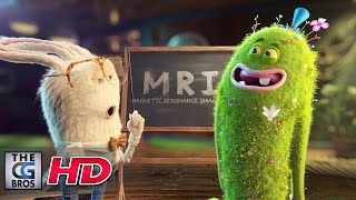 "CGI 3D Animated Short: ""What Is An MRI? - Imaginary Friend Society"" - by Roof Studio"