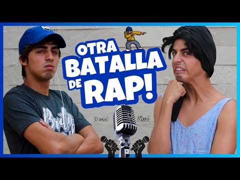 Xxx Mp4 Daniel El Travieso Otra Batalla De Rap Mamá Vs Daniel 3gp Sex