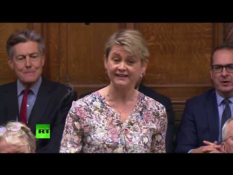 Xxx Mp4 LIVE Yvette Cooper Asks Urgent Question About What Happens If No Deal Is Reached By 21 January 3gp Sex