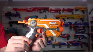 New NERF N-Strike Elite Firestrike 2.0 Unboxing and Review