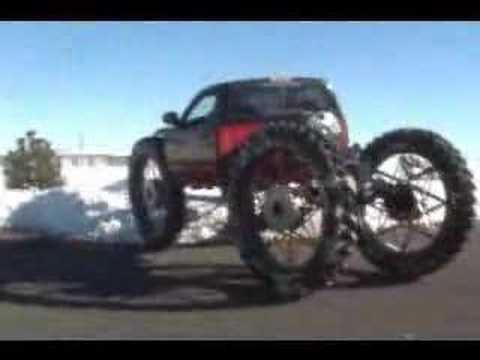 Yeti Concept Truck