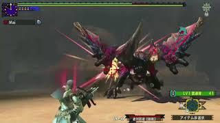 MHXX G1 Bloodbath Diablos First Encounter LBG ¤6:53¤
