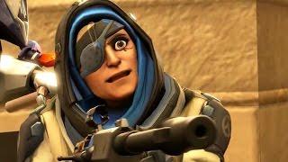 Overwatch's New Character (Overwatch SFM Animation)