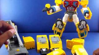 Revision, Review 156: Transformers RID Optimus Prime Sam´s Exclusive en español